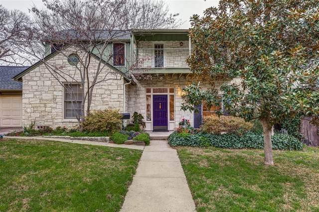 6935 Wildgrove Avenue, Dallas, TX 75214 (MLS #14513954) :: The Tierny Jordan Network