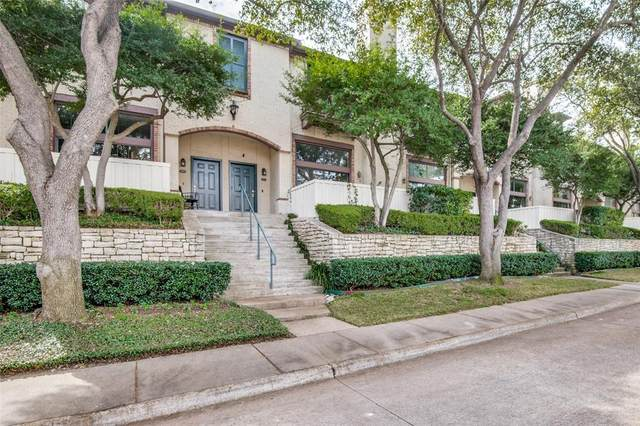 5950 Lindenshire #405, Dallas, TX 75230 (MLS #14513979) :: The Kimberly Davis Group