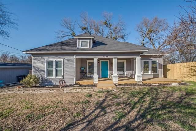 1008 W Spring Street, Weatherford, TX 76086 (MLS #14513982) :: Robbins Real Estate Group