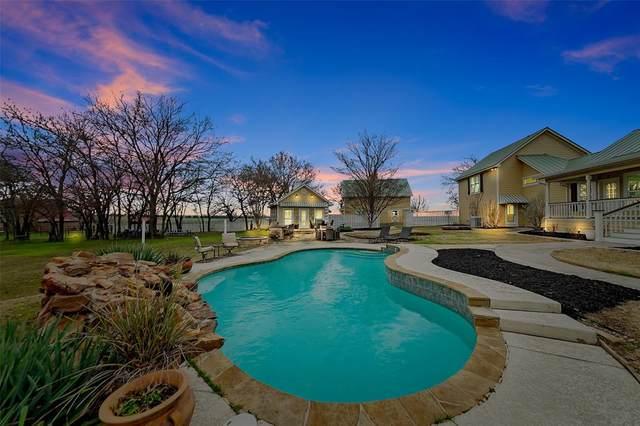 5959 Texas Trail, Mckinney, TX 75071 (MLS #14514021) :: The Tierny Jordan Network