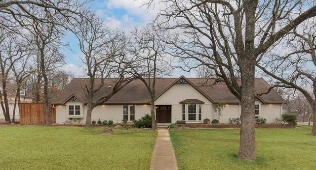 270 Double Oaks Drive, Double Oak, TX 75077 (MLS #14514023) :: Robbins Real Estate Group