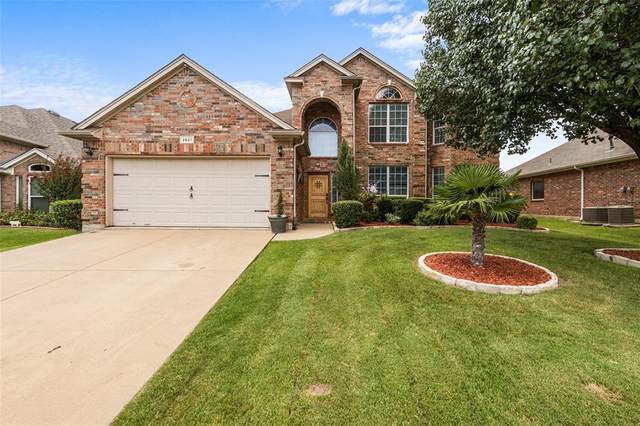 2621 Calico Rock Drive, Fort Worth, TX 76131 (MLS #14514155) :: The Property Guys