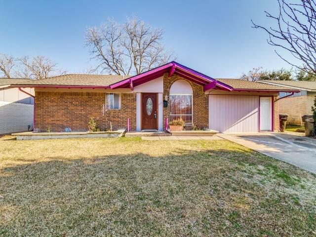 1406 Ridgecrest Drive, Plano, TX 75074 (MLS #14514194) :: Robbins Real Estate Group