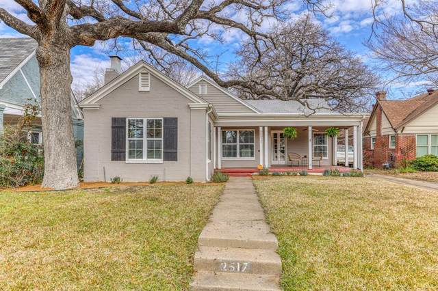 2517 Daisy Lane, Fort Worth, TX 76111 (MLS #14514305) :: The Mitchell Group