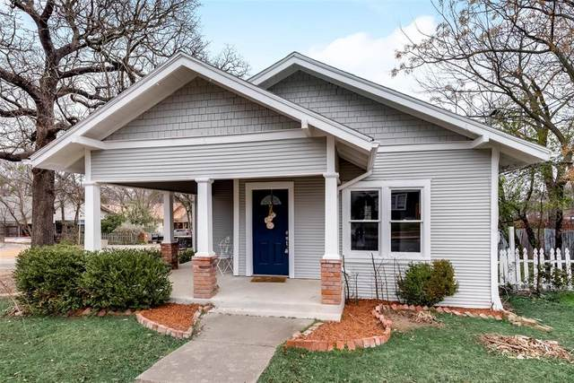 116 E Akard Street, Weatherford, TX 76086 (MLS #14514318) :: The Kimberly Davis Group