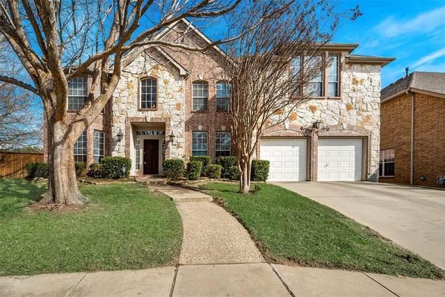3608 Veronica Drive, Flower Mound, TX 75022 (MLS #14514331) :: Robbins Real Estate Group