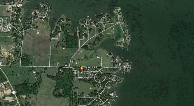 TBD Lakeview Drive, Tool, TX 75143 (MLS #14514414) :: Team Hodnett