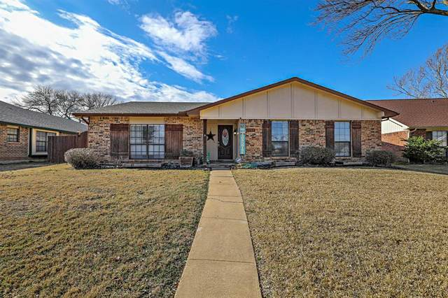 3705 Berrywood Circle, Garland, TX 75040 (MLS #14514431) :: The Property Guys