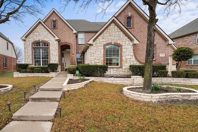 1404 Pecan Valley Drive, Mckinney, TX 75072 (MLS #14514456) :: Robbins Real Estate Group
