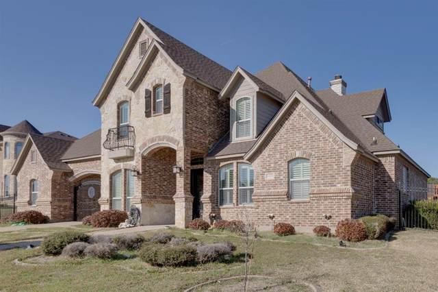 2829 Eden Drive, Cedar Hill, TX 75104 (MLS #14514458) :: The Hornburg Real Estate Group