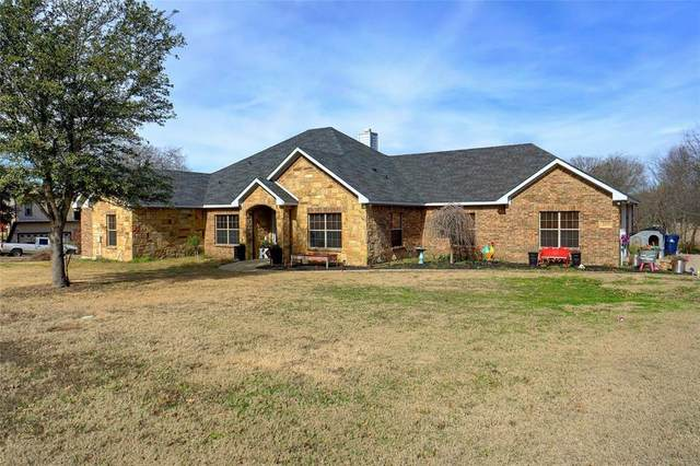 207 Goodson Way, Denton, TX 76207 (MLS #14514594) :: Team Hodnett
