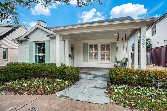 3804 Purdue Avenue, University Park, TX 75225 (MLS #14514614) :: Robbins Real Estate Group