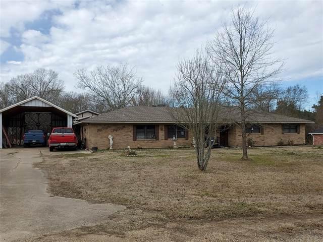 180 Cr 1315, Mount Pleasant, TX 75455 (MLS #14514641) :: The Kimberly Davis Group
