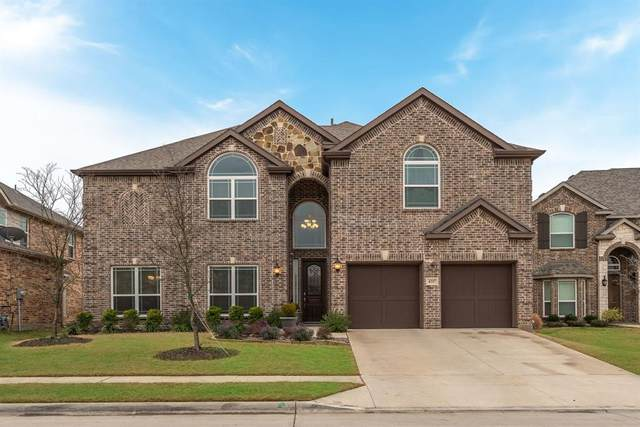 4217 Rainwater Creek Way, Celina, TX 75078 (MLS #14514661) :: Robbins Real Estate Group