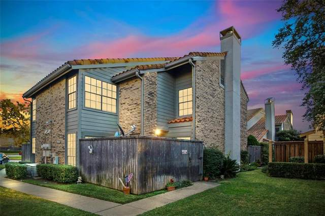 14800 Enterprise Drive 17C, Farmers Branch, TX 75234 (MLS #14514671) :: The Hornburg Real Estate Group