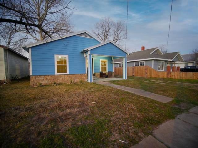 2912 Oneal Street, Greenville, TX 75401 (MLS #14514688) :: EXIT Realty Elite