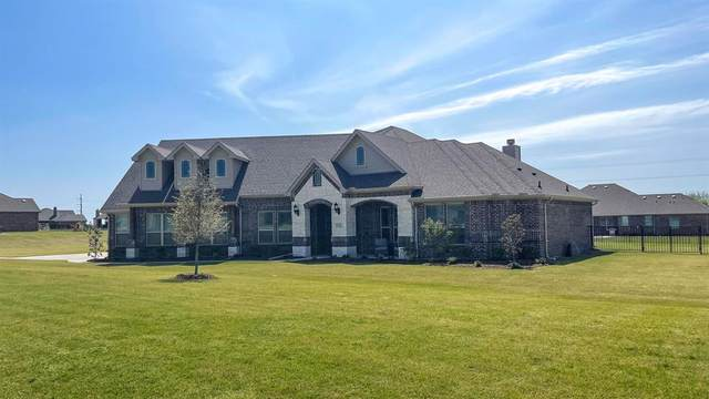 231 Colt Street, Van Alstyne, TX 75495 (MLS #14514691) :: Russell Realty Group