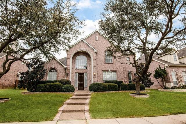3417 Burnet Drive, Plano, TX 75025 (MLS #14514713) :: Post Oak Realty