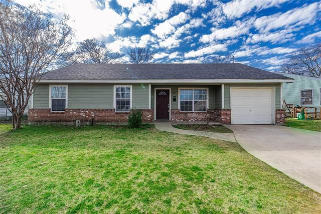 805 Hillcrest Drive, Garland, TX 75040 (MLS #14514718) :: Robbins Real Estate Group