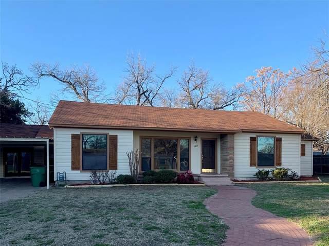 1011 W Sloan Street, Stephenville, TX 76401 (MLS #14514754) :: Robbins Real Estate Group
