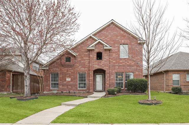 13572 Valley Mills Drive, Frisco, TX 75034 (MLS #14514786) :: Robbins Real Estate Group