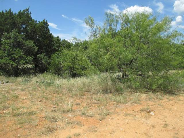 Lot 86 Colonial Drive, Possum Kingdom Lake, TX 76449 (MLS #14514796) :: The Mauelshagen Group