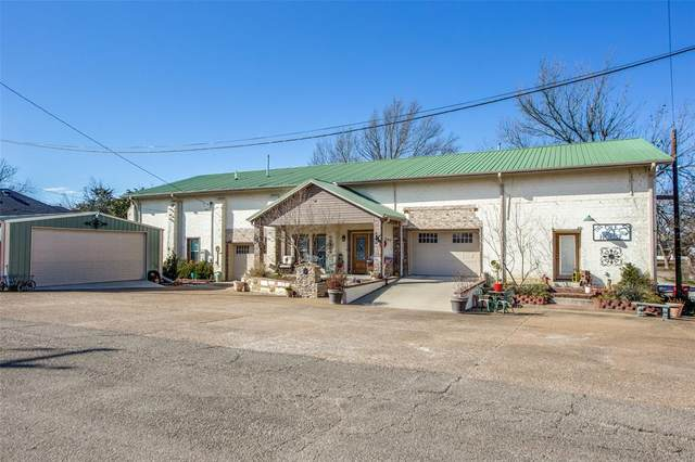 507 4th Street, Honey Grove, TX 75446 (MLS #14514816) :: VIVO Realty