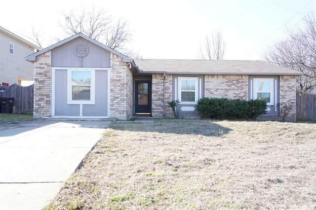 500 Elderwood Trail, Fort Worth, TX 76120 (MLS #14514844) :: The Kimberly Davis Group