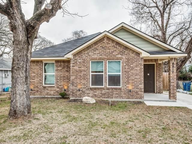 4811 Nome Street, Dallas, TX 75216 (MLS #14514879) :: The Property Guys