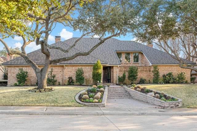 5712 Plumtree Drive, Dallas, TX 75252 (MLS #14514894) :: Robbins Real Estate Group