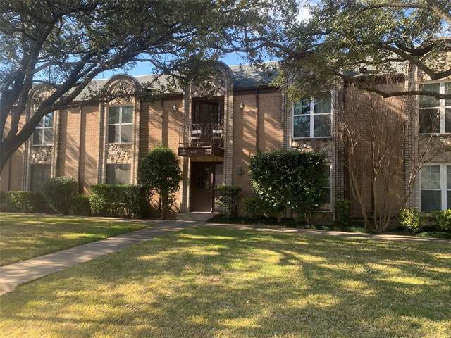 4104 Ridglea Country Club Drive #1506, Fort Worth, TX 76126 (MLS #14514897) :: The Kimberly Davis Group