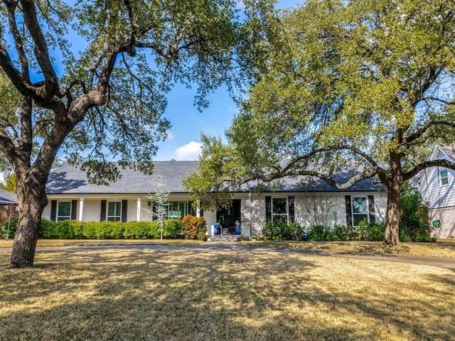 4527 Nashwood Lane, Dallas, TX 75244 (MLS #14514899) :: The Property Guys