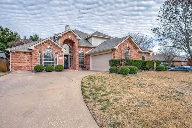5002 Sandestin Court, Garland, TX 75044 (MLS #14514908) :: Robbins Real Estate Group