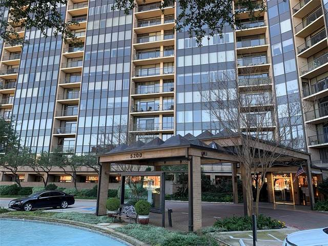 5200 Keller Springs Road #112, Dallas, TX 75248 (MLS #14514916) :: Front Real Estate Co.