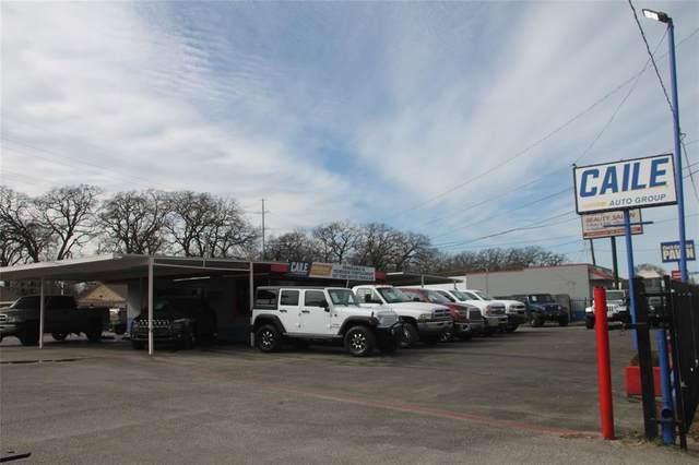 4736 28th Street, Haltom City, TX 76117 (MLS #14514941) :: All Cities USA Realty
