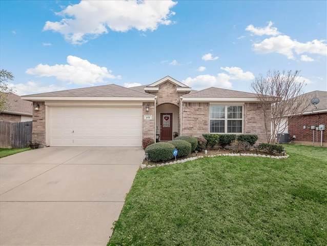274 Kennedy Drive, Crowley, TX 76036 (MLS #14514949) :: Robbins Real Estate Group