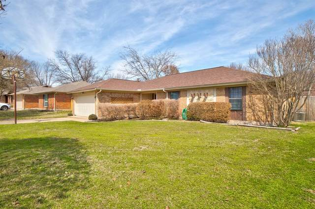 1809 High Ridge Road, Benbrook, TX 76126 (MLS #14514961) :: Feller Realty