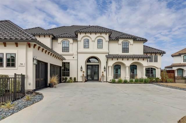 708 Magnolia Circle, Southlake, TX 76092 (MLS #14514975) :: The Star Team | JP & Associates Realtors