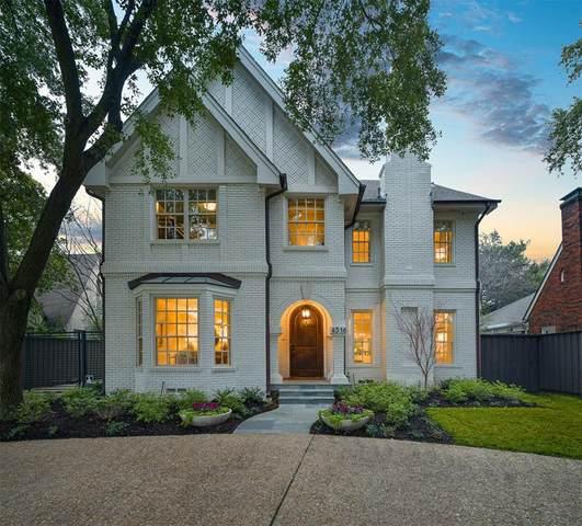 4516 Edmondson Avenue, Highland Park, TX 75205 (MLS #14514989) :: Trinity Premier Properties