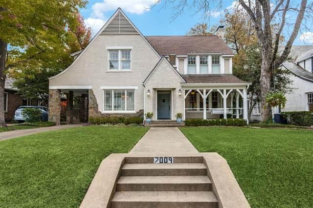 7009 Lakeshore Drive, Dallas, TX 75214 (MLS #14514998) :: Robbins Real Estate Group