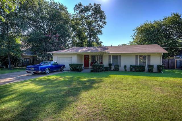 512 Davis Street N, Sulphur Springs, TX 75482 (MLS #14515000) :: The Kimberly Davis Group