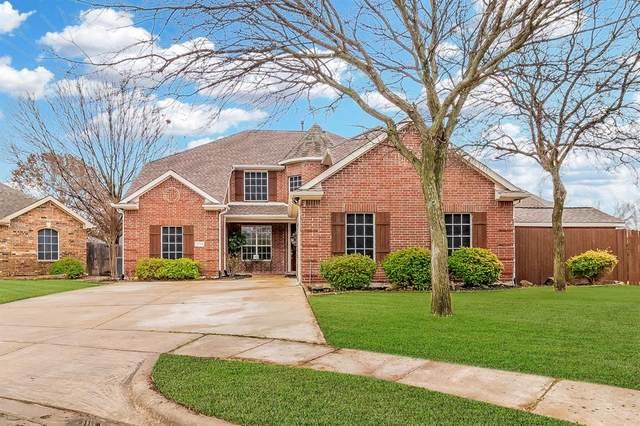 2214 Graystone Court, Keller, TX 76248 (MLS #14515001) :: Robbins Real Estate Group