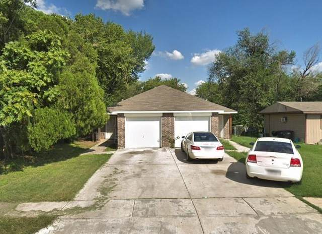 3621 San Rose Drive, Fort Worth, TX 76119 (MLS #14515037) :: The Kimberly Davis Group