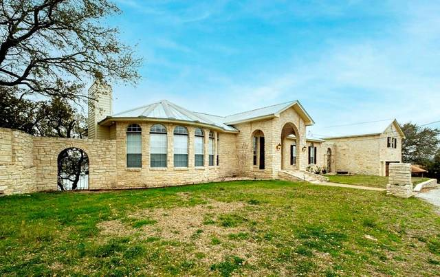 1021 Western Hills Court, Granbury, TX 76049 (MLS #14515055) :: Premier Properties Group of Keller Williams Realty
