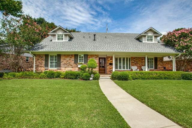 9933 Vistadale Drive, Dallas, TX 75238 (MLS #14515092) :: Robbins Real Estate Group