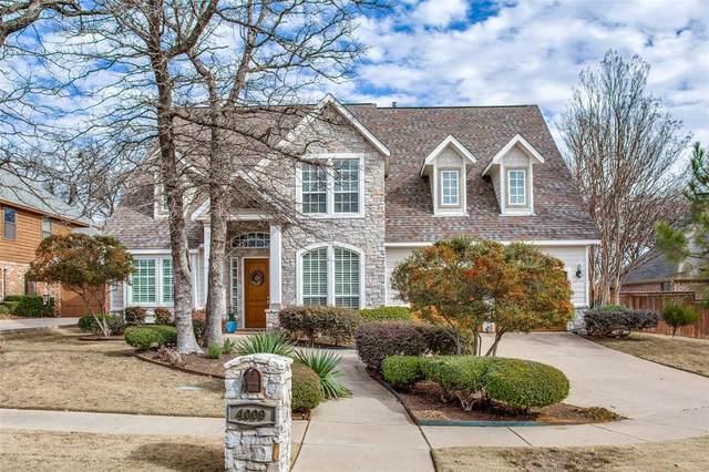 4009 Andrew Avenue, Denton, TX 76210 (MLS #14515102) :: Trinity Premier Properties