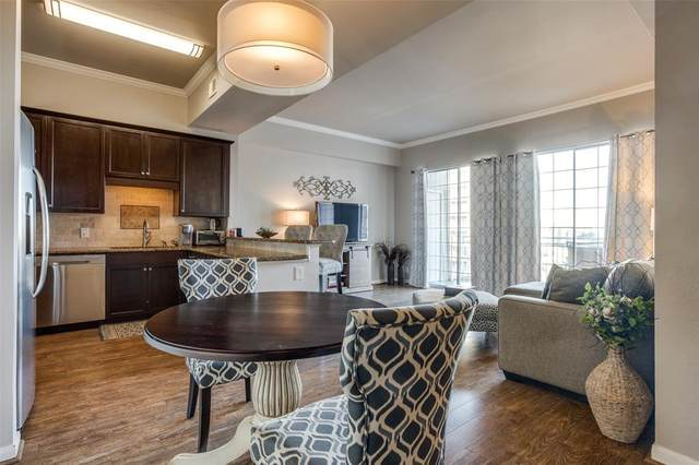 3225 Turtle Creek Boulevard #1431, Dallas, TX 75219 (MLS #14515126) :: Feller Realty