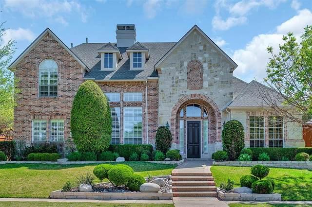 3900 Arbor Vista Drive, Plano, TX 75093 (MLS #14515127) :: Team Hodnett