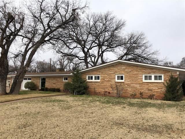 4114 N 14th Court, Abilene, TX 79603 (MLS #14515135) :: Robbins Real Estate Group