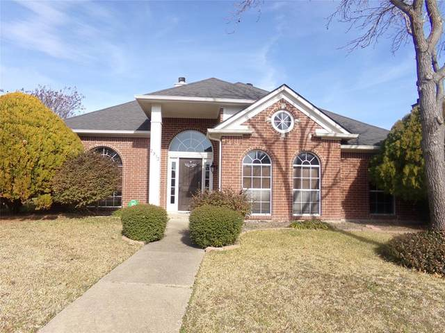 2913 Clearmeadow, Mesquite, TX 75181 (MLS #14515152) :: The Property Guys